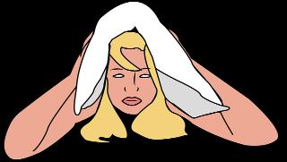 Bolesti hlavy v těhotenství: Jak se s tím poprat
