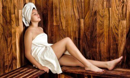 Je bezpečná sauna při kojení pro maminky a mateřské mléko ?